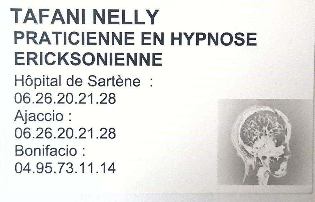 Nelly Tafani hypnose
