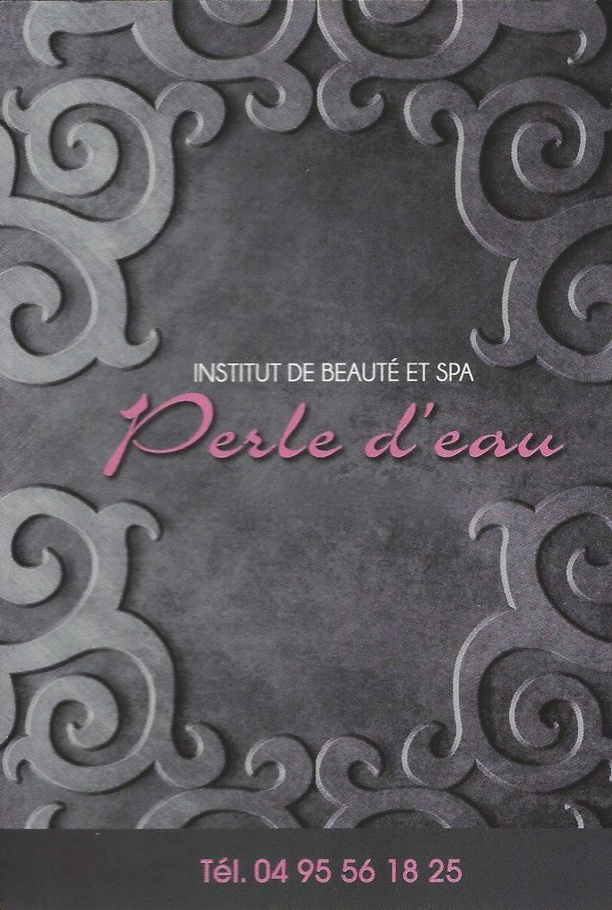 Institut Perle d'eau